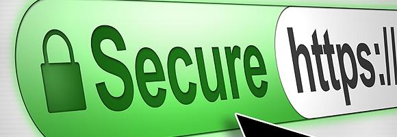 SSL certifikat i HTTPS URL